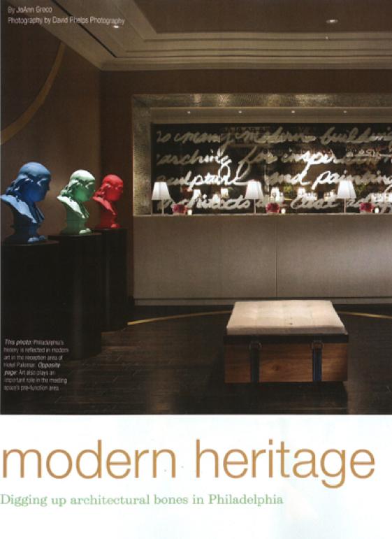 Modern Heritage